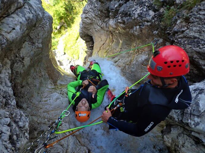 Bovec Canyoning Fratarica Gift Card