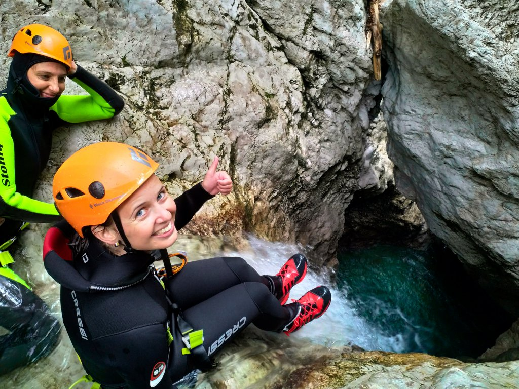 Bovec Canyoning Susec Gift Card