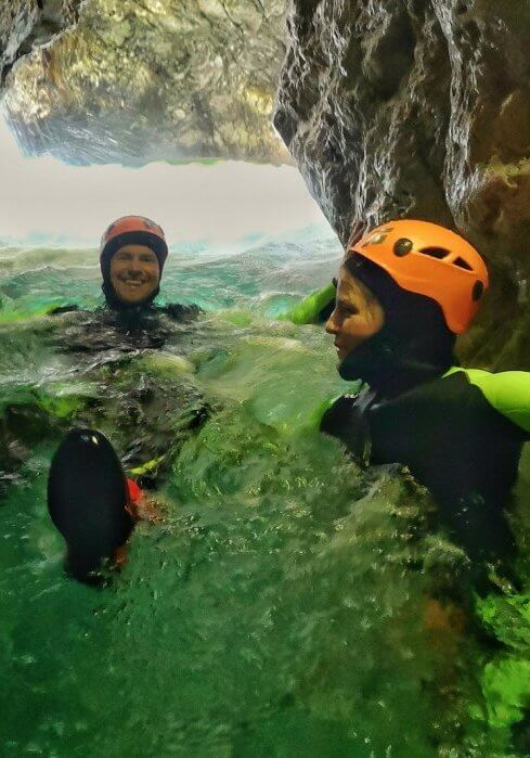 Canyoning Sušec Gift Card